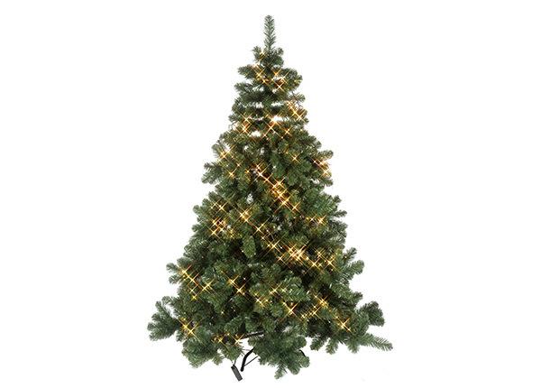 Искусственная елка с LED лампочками 180 см AA-139999