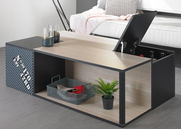 Журнальный стол Dock 120x70 cm MA-140000