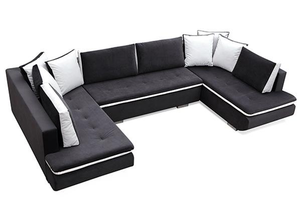Угловой диван-кровать с ящиком TF-140076