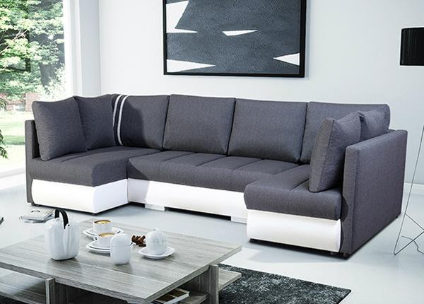 Угловой диван-кровать с ящиком TF-140077