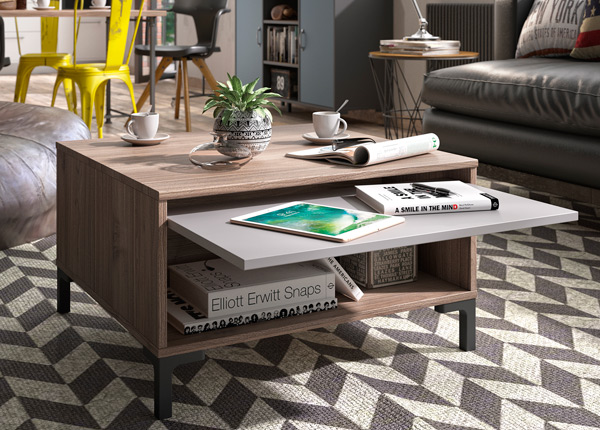 Журнальный стол Tray 70x70 cm MA-140154