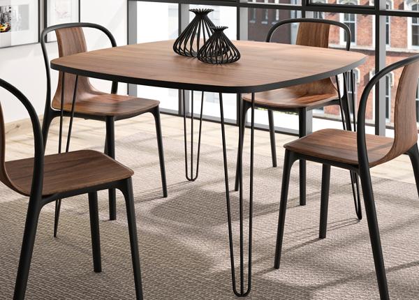 Обеденный стол Colada 115x115 cm MA-140159