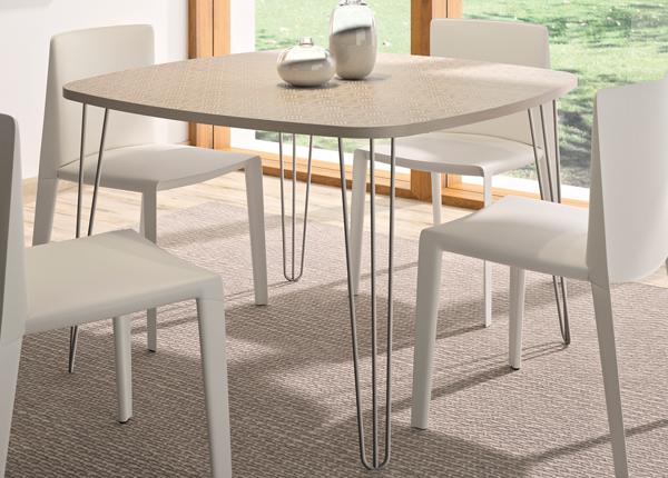 Обеденный стол Lemon 115x115 cm MA-140160