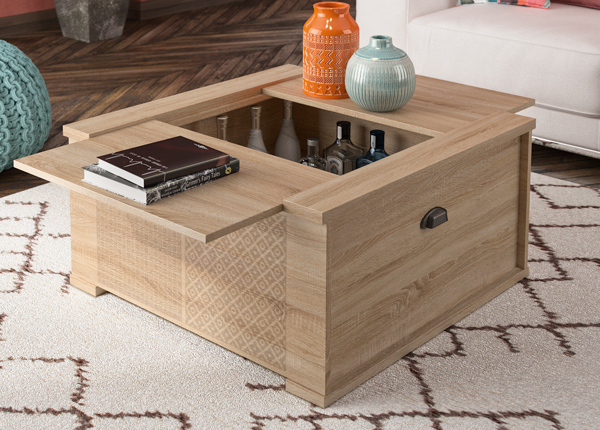 Журнальный стол Louise 80x82 cm MA-140161