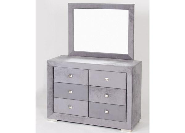 Комод с зеркалом RU-140227