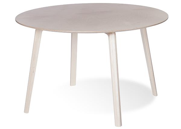 Обеденный стол Milonga Ø 120 cm (морёная берёза) ON-140229
