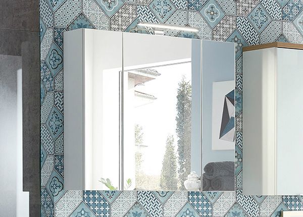 Шкаф с зеркалом Pescara SM-140266