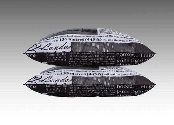 Подушка London 50x60 cm (2 шт) ND-140355