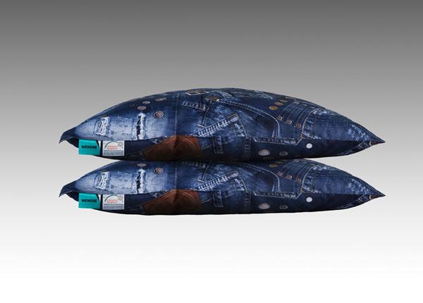 Подушка Denim 80x80 cm (2 шт) ND-140357