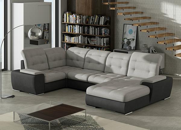Угловой диван-кровать с ящиком Combi-1 TF-140413
