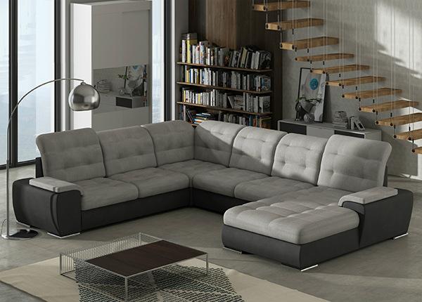 Угловой диван-кровать с ящиком Combi-2 TF-140414