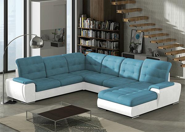 Угловой диван-кровать с ящиком Combi-2 TF-140415