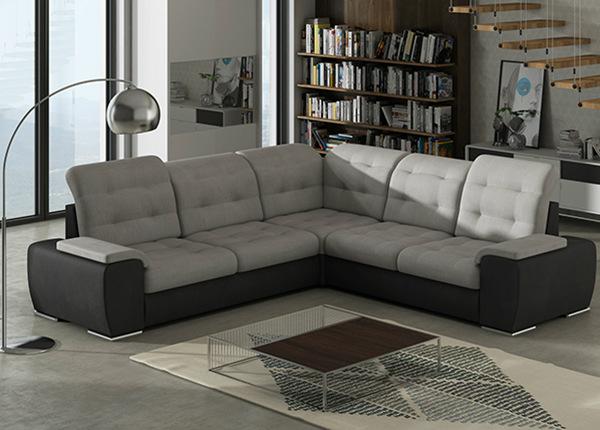 Угловой диван-кровать с ящиком Combi-3 TF-140416