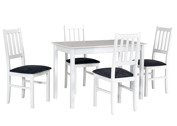 Обеденный стол + 4 стула CM-140522