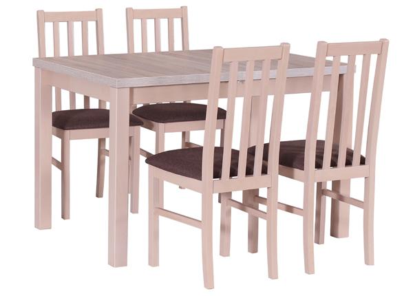 Обеденный стол + 4 стула CM-140524