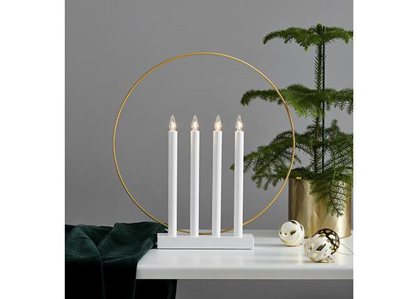 Электрические свечи Glory, белые AA-140571