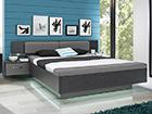Кровать 160x200 cm + 2 тумбы TF-140938