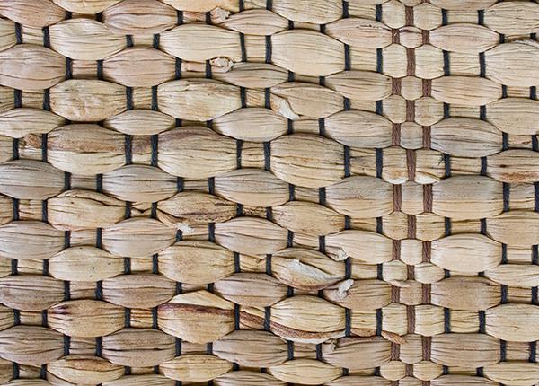 Натуральный ковёр из водного гиацинта