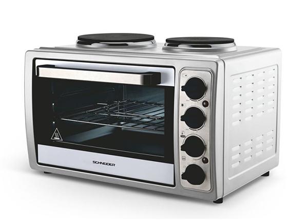 Мини духовка с настольной плитой Schneider EL-141064