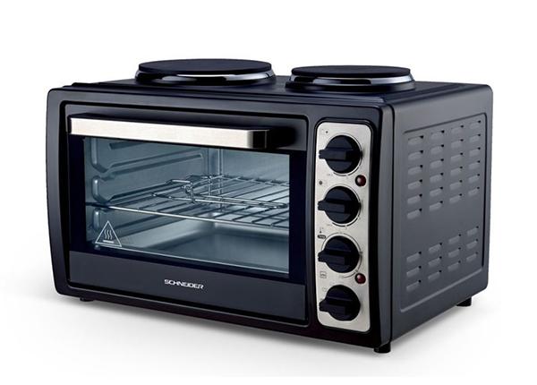 Мини духовка с настольной плитой Schneider EL-141066