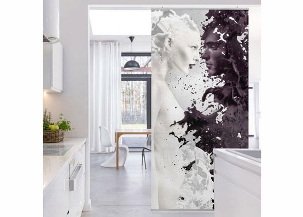 Панельная штора Milk & Coffee 250x120 см ED-141207