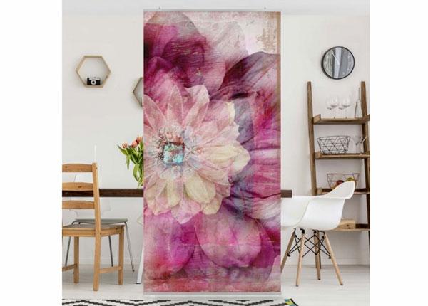 Панельная штора Grunge Flower 250x120 см ED-141212