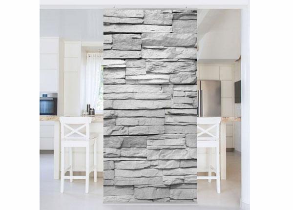 Панельная штора Ashlar Masonry 250x120 см ED-141213