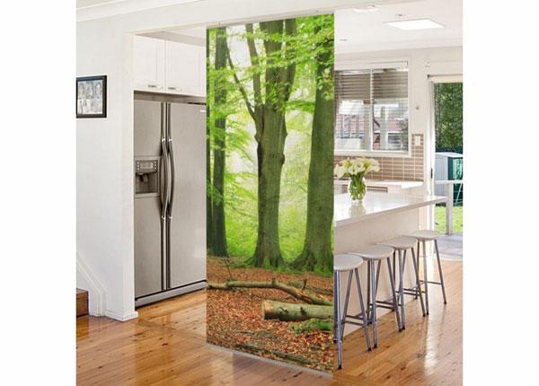 Панельная штора Mighty Beech Trees 250x120 см ED-141217
