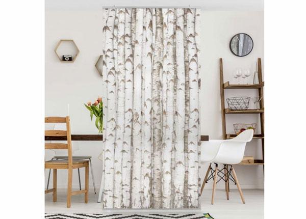 Панельная штора Birch wall 250x120 см ED-141218