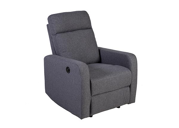 Кресло с электрическим механизмом подножки Flexy EV-141392