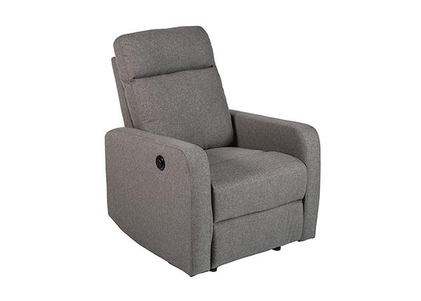 Кресло с электрическим механизмом подножки Flexy EV-141396
