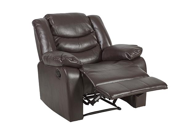 Кресло с механизмом подножки Dixon EV-141497