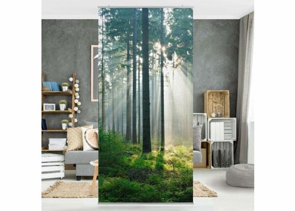 Панельная штора Enlightened Forest ED-141518