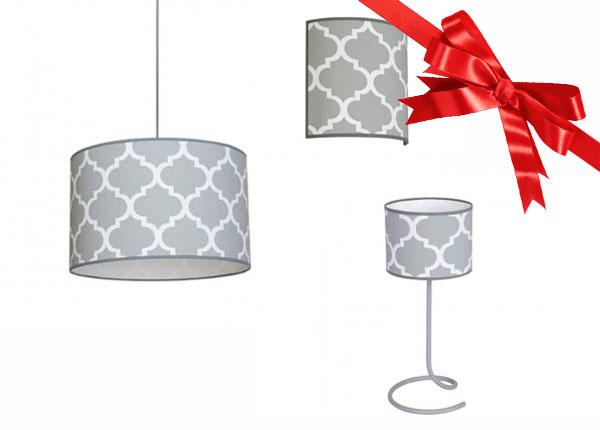 Комплект из подвесной и настенной ламп Rocco AA-141875