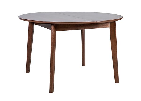 Удлиняющийся обеденный стол Adele Ø 120-150 см EV-142291