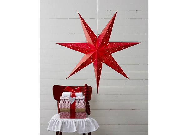 Красная звезда Sensy 70 см AA-142398