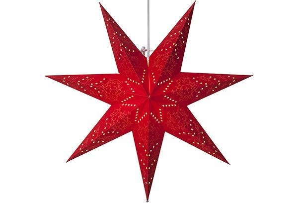 Красная звезда Sensy 51 см AA-142399