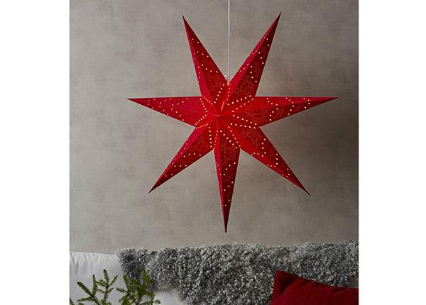 Красная звезда Sensy 100 см AA-142400