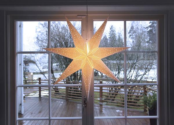 Белая звезда Sensy 100 см AA-142401