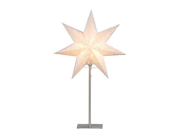 Белая звезда Sensy на ножке 55 см AA-142402