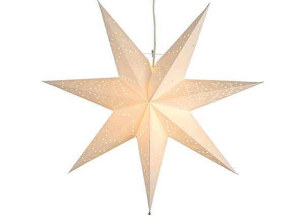 Белая звезда Sensy 51 см AA-142406