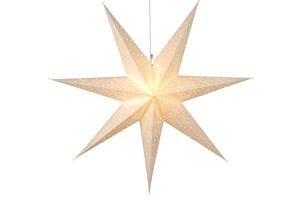 Белая звезда Sensy 70 см AA-142409