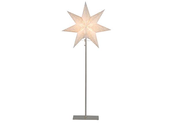 Белая звезда Sensy на ножке 83 см AA-142410
