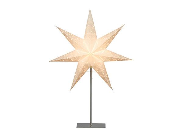 Белая звезда Sensy на ножке 78 см AA-142412