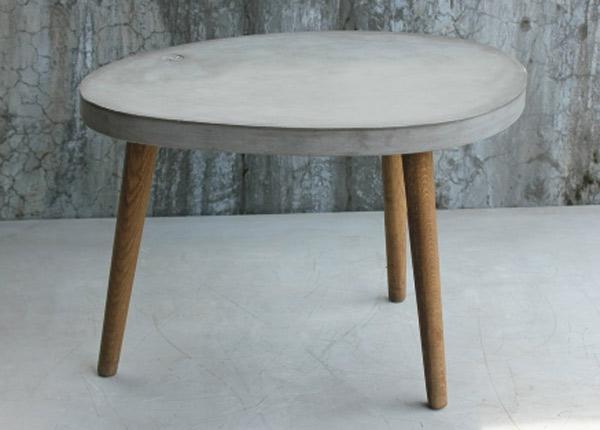 Журнальный стол Tom Tailor Cement 75x52 cm AY-142431
