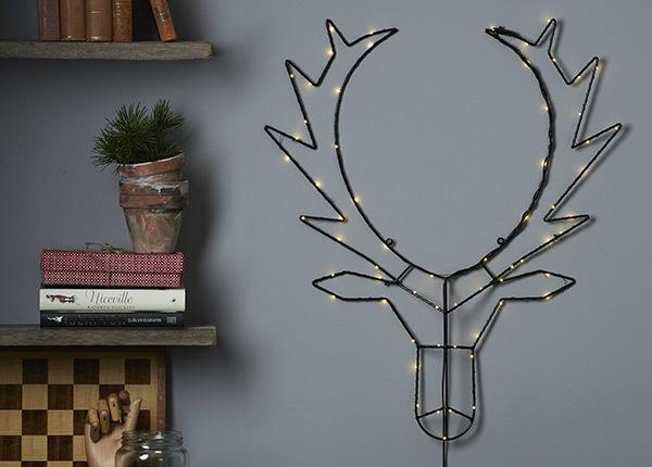 Украшение в виде лося с LED лампочками Cupid AA-142447