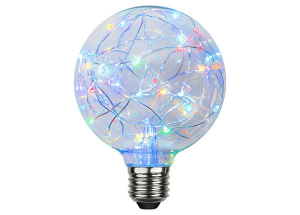 Декоративная LED лампочка E27 1,5 Вт