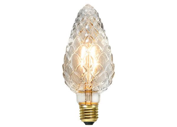 Декоративная LED лампочка E27 2,3 Вт