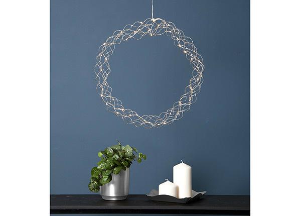 Украшение с LED лампочками Curly AA-142634