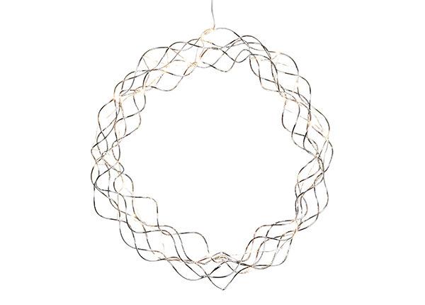 Украшение с LED лампочками Curly AA-142635